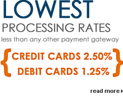 Lowest Processing Rates
