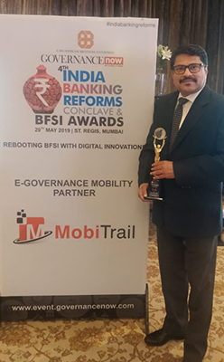 Infibeam Avenues Bags Accolade in Fintech - Digital Payments at Governance Now's BFSI Awards