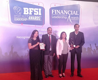 BFSI Smart Tech Leadership Awards