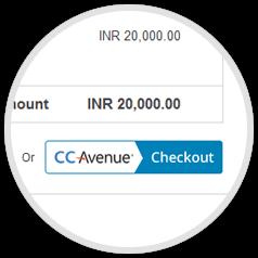CCAvenue® Payment Gateway India, Accept Website Online