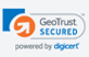 GeoTrust Secured Powered by Digicert