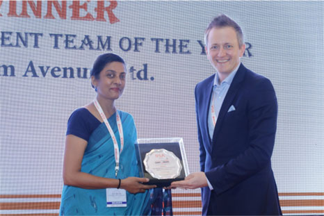 Infibeam Avenues Bags the 'Risk Team of the Year' Title at the ERM World Summit & Awards 2019