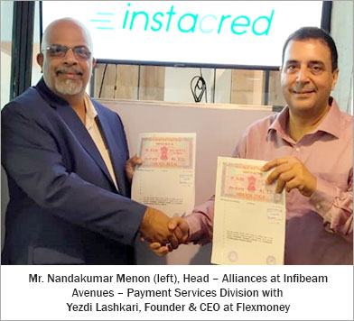 CCAvenue Inks Partnership with InstaCred Cardless EMI for Seamless Installment Payments
