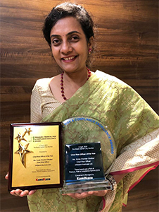 Another Moment of Pride for Infibeam Avenues, Bags the CRO Accolade at the Treasury, Risk & Compliance Excellence Awards
