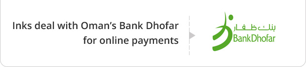 Inks deal with Oman's Bank Dhofar for online payments