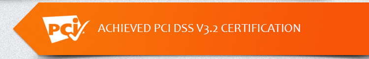 Achieved PCI DSS V3.2 Certification